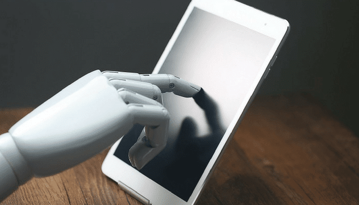 AI with mobile application