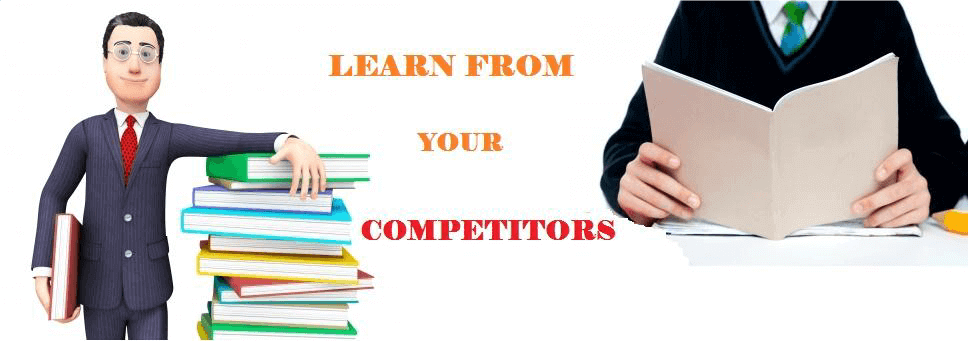 Learn from Competitors
