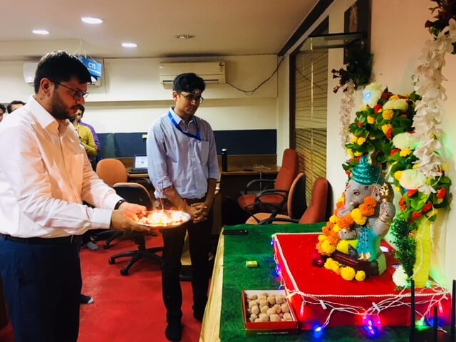Ganpati Celebration-5